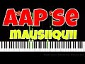 Aap se mausiiquii I Piano tutorial and lesson | instrumental | Himesh Reshamiya
