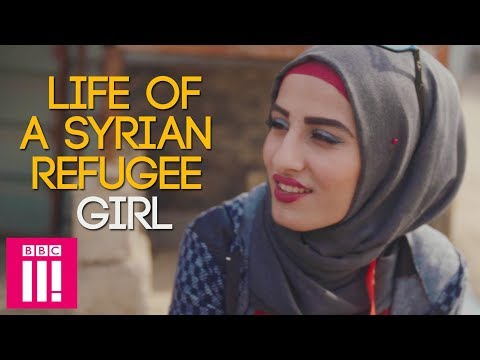 Video Life Of A Syrian Refugee Girl download in MP3, 3GP, MP4, WEBM, AVI, FLV January 2017