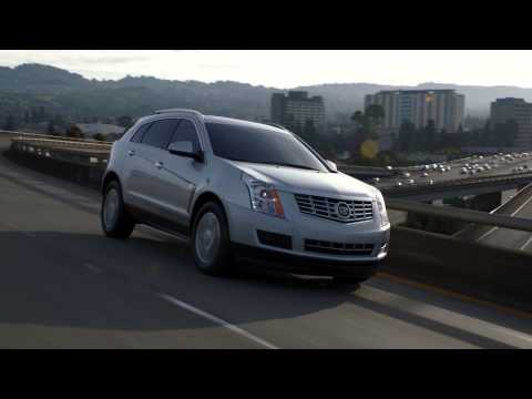 2016 Cadillac SRX Overview