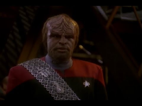 Lieutenant Commander Worf Find Out  that Keiko is Pregnant