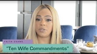 """Faith Evans – The King & I – """"Take Me There"""" [Track By Track Commentary]"""