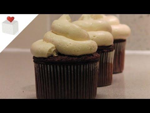 Receta fácil de Cupcakes de Moka | Recetas de Cupcakes por Azúcar con Amor