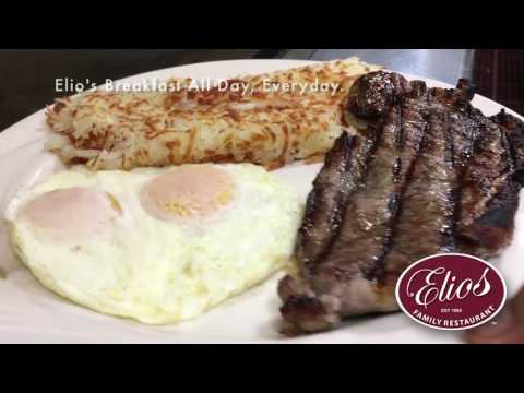 Elio's New York Steak and Eggs EliosDining.com San Leandro CA By Playback.net