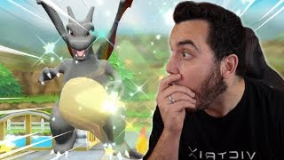 THIS IS INSANE! A WILD SHINY CHARIZARD! 🔥 by aDrive