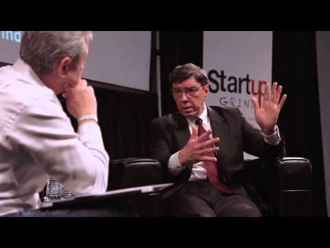 christensen - One of the highlights of the entire http://StartupGrind.com/2013 global event. Mark Suster interviews the Kim B. Clark Professor of Business Administration a...