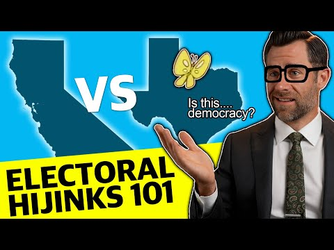 Problems with the Electoral College ft. Extra Credits