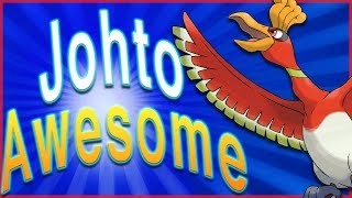Why Johto is AWESOME! (Pokemon Gold, Silver, and Crystal) by HoopsandHipHop