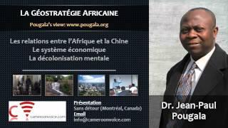 La Géostratégie Africaine (Pougala - Montréal)