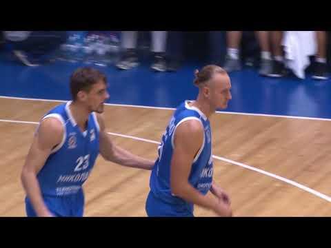 БИПА-Одесса» - «Николаев»: лучшие моменты матча