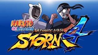 Naruto Ninja Storm 4 (Delirious Vs DoWrk) 3 Matches!