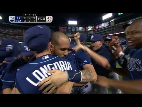 Video: Rays advance to Wild Card game on Price's ge