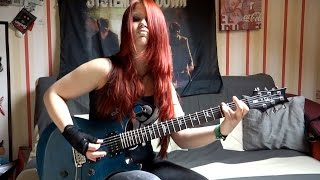 Video METALLICA - Master Of Puppets [GUITAR COVER] with SOLO by Jassy J MP3, 3GP, MP4, WEBM, AVI, FLV Februari 2018