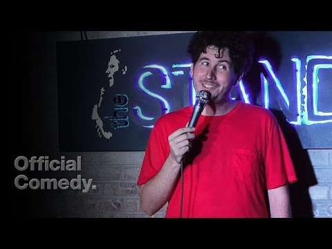 Jesus Loves Jersey - J.F. Harris - Official Comedy Stand Up