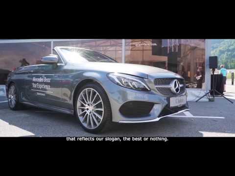 Mercedes-Benz Star Experience Vransko 2016