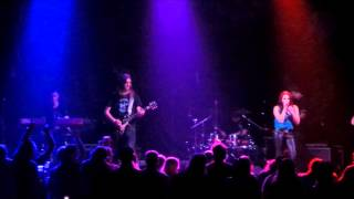 Video DARKIL - Little drops of heaven - Pretty Maids (LIVE)