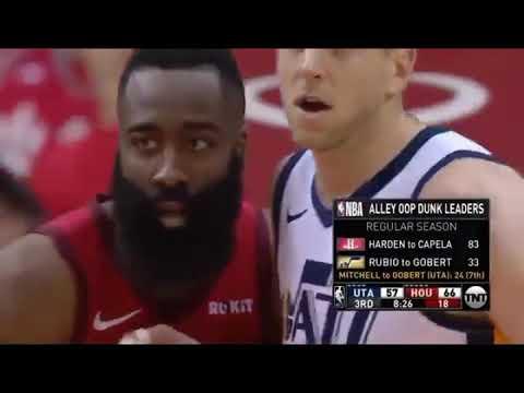 Houston Rockets vs Utah Jazz - Game 1 - Full Game Highlights April 14, 2019 NBA Playoffs