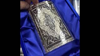 Серебряная фляга «Атрибут»