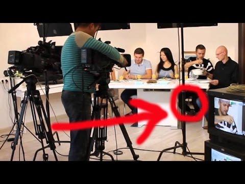 Что Происходит За Кадром Званого Ужина! [№1] (видео)
