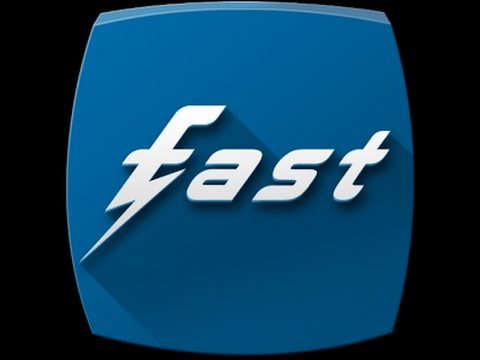 Video of Fast (client for Facebook ©)