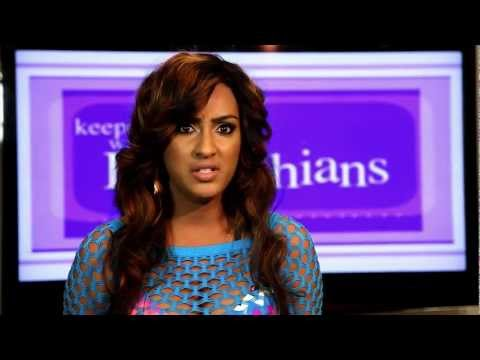 Ay Comedy Skit - Kim Kardashian Talks About Her Visit To Nigeria