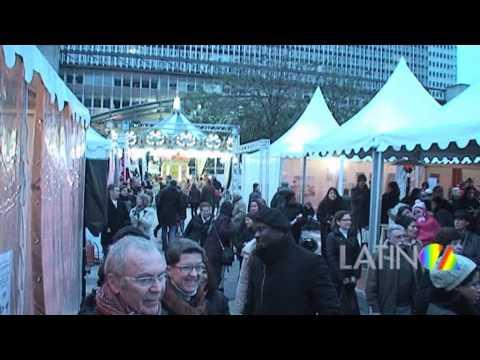 Commercio Equitable en Paris 3/5 – LATINOA TV