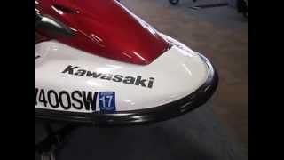 2. 2005 Kawasaki 900 STX   UW418 025