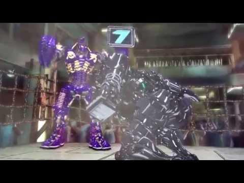 comment debloquer zeus dans real steel