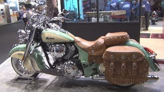 6. Indian Chief Vintage (2019) Exterior and Interior