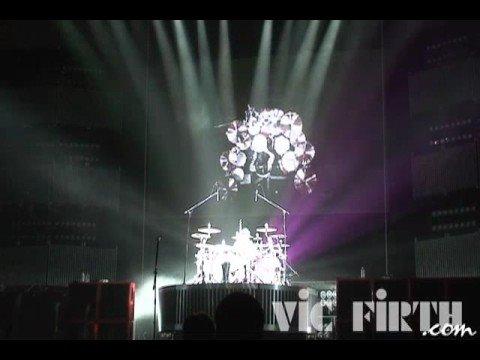 Alex Gonzalez Live Drum Solo