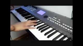 Dance/House Music on Keyboard