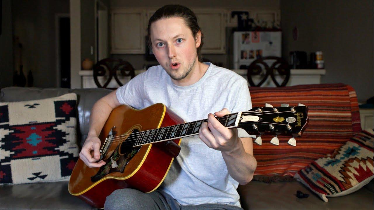 I Found my DREAM Acoustic Guitar!
