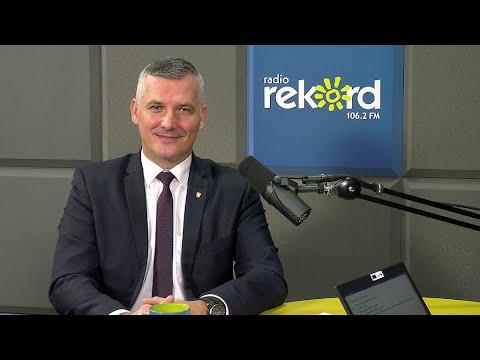 Rafał Rajkowski m.in. o zwycięskich projektach z Radomia i pieniądzach Mazowsza