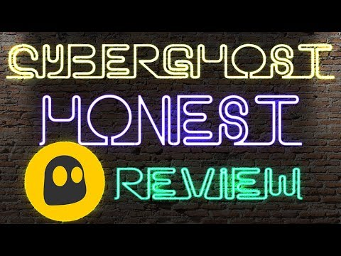 Cyberghost Review- BRUTALLY HONEST!