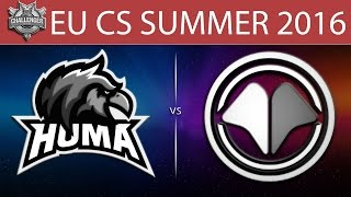 Huma vs Millenium, game 1