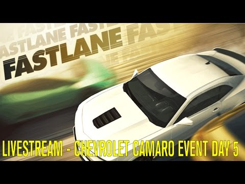 Need for Speed No Limits (by EA Games) – iOS/Android – HD Live Stream – CHEVROLET CAMARO EVENT DAY 5