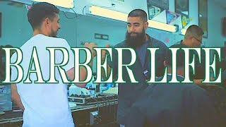 Day in the Life of a Barber | How I Became a Barber | Barber Life | Oh Cutss | Documentary | Kv7