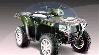 2. polaris sportsman 550