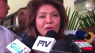 Ilocos Norte Governor Imee Marcos thanks ex-Senate president Juan Ponce Enrile for helping her testify in a House probe into alleged misuse of local tobacco funds.Follow Rappler on Social Media:Facebook - https://www.facebook.com/rapplerdotcomTwitter - https://twitter.com/rapplerdotcomInstagram - http://instagram.com/rapplerYouTube - https://www.youtube.com/rappler/?sub_confirmation=1SoundCloud - https://soundcloud.com/rapplerGoogle+ - https://plus.google.com/+Rappler/Tumblr - http://rappler.tumblr.com/http://www.rappler.com/