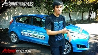 Video Review New Ford Fiesta EcoBoost 1.0-L Turbocharger MP3, 3GP, MP4, WEBM, AVI, FLV November 2017