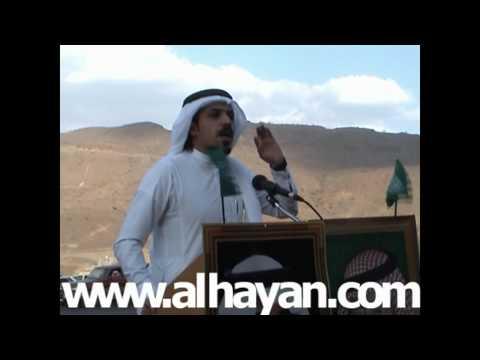الشاعر عبدالله سعيد في حفل مركز الجوة