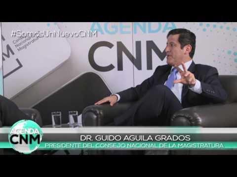 Entrevista en AGENDA CNM
