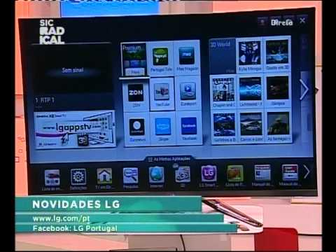 LG Smart TV no Curto Circuito