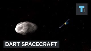 Large asteroids colliding with Earth is extremely rare. However, if that happens, it could mean the end of civilization as we know it. NASA isn't taking any chances. It is currently developing DART, a small spacecraft that will crash into an asteroid to deflect it from Earth.Read more: http://www.businessinsider.com/saiFACEBOOK: https://www.facebook.com/techinsiderTWITTER: https://twitter.com/techinsiderINSTAGRAM: https://www.instagram.com/businessinsider/TUMBLR: http://businessinsider.tumblr.com/