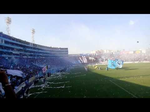 Recibimiento a Tampico Madero - La Terrorizer - Tampico Madero