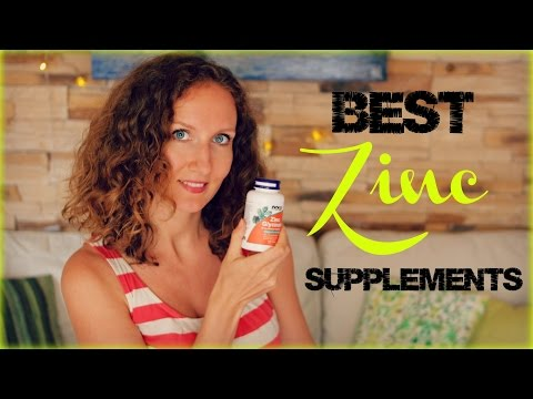 How To Choose Best Zinc Supplements - Tips for Treating Zinc Deficiency