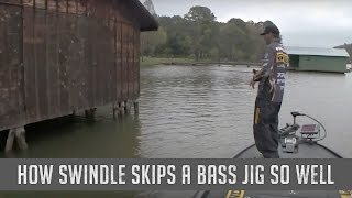 Video How to Skip Docks for Bass with Gerald Swindle | Part 1 MP3, 3GP, MP4, WEBM, AVI, FLV Oktober 2018
