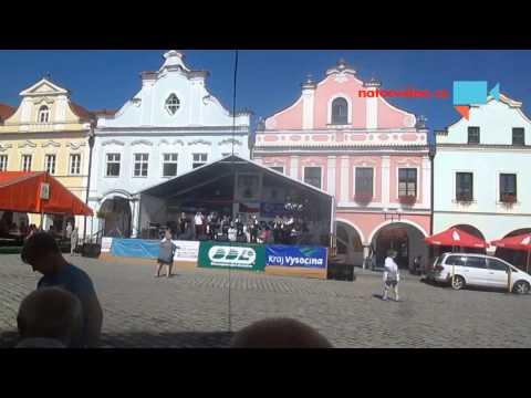 Pelhřimovská pouť,  první koncert dechové hudby