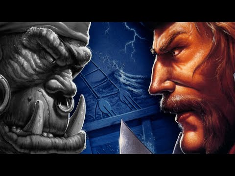 Warcraft 2 Tides of Darkness Human Campaign PC FULL GAME Longplay Gameplay Walkthrough VGL