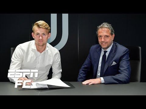 Matthijs de Ligt choosing Juventus is a massive statement for the league - Matteo Bonetti | Serie A