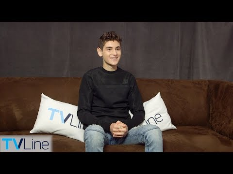 David Mazouz Talks 'Gotham' Final Season, Becoming Batman | Comic-Con 2018 | TVLine